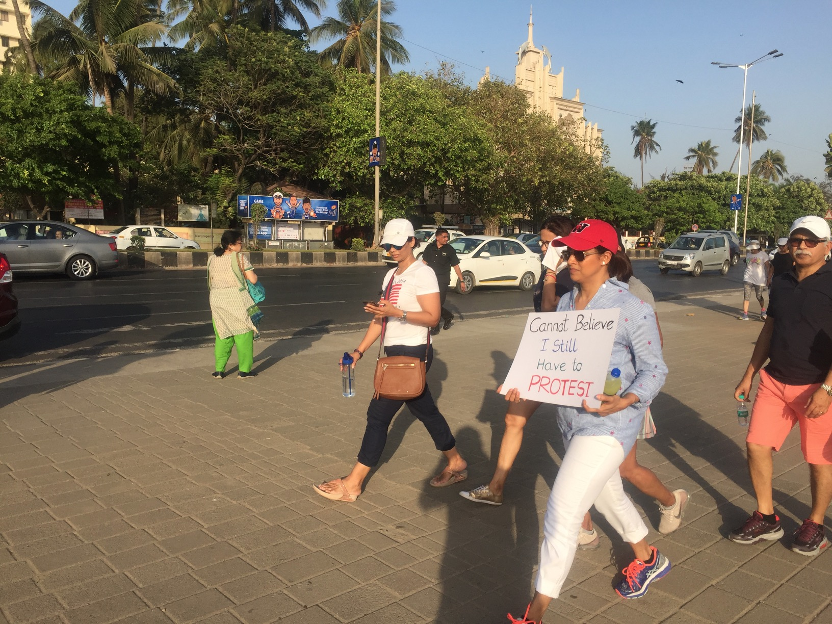 Mumbai Cares Peace March