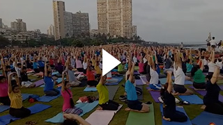 Yoga Day video