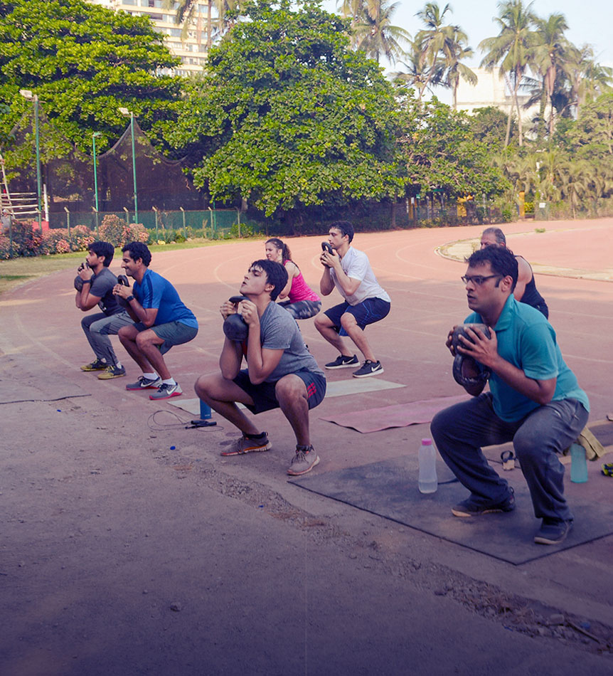 Cross Fit Camp